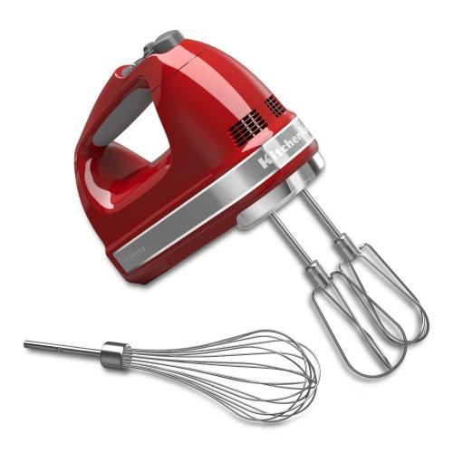 Gallery - 7-Speed Hand Mixer - Empire Red