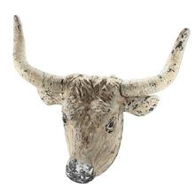 Ox Head Wall Decor