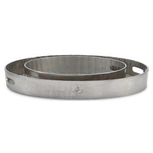 Luca Silver Small Tray