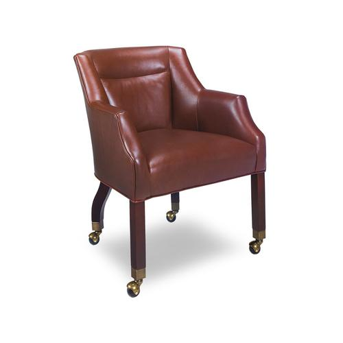 Pebble Creek Game Chair with Casters