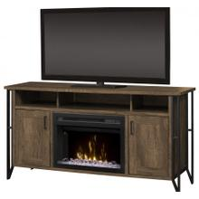 Tyson Media Console Electric Fireplace