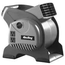 Pivoting Utility Blower Fan