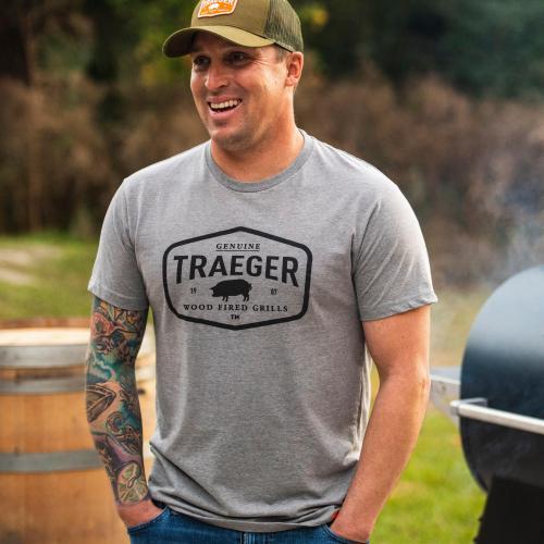 Traeger Certified Men's T-Shirt - L