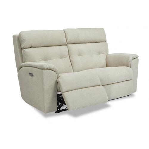 Mason Power Reclining Loveseat with Power Headrests
