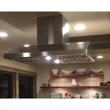 Imperial IS1900PS1-TWSB-8 Island Range Hood