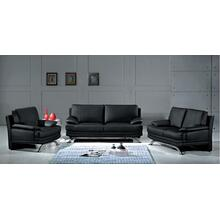 Divani Casa 9250 - Modern Bonded Leather Sofa Set