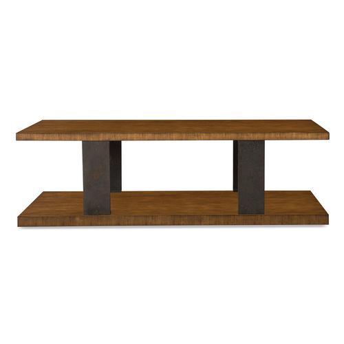 Maitland-Smith - TRIUMPH RECTANGLE COCKTAIL TABLE