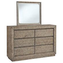 Langford Dresser and Mirror