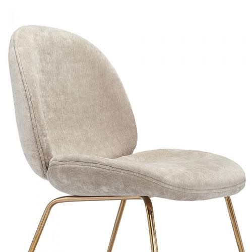 Luna Dining Chair - Beige Latte