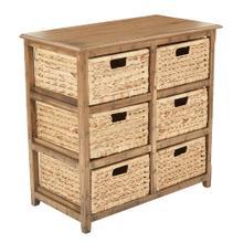 See Details - Sheridan 6-drawer Storage