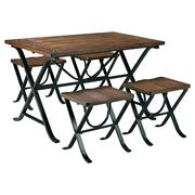 Freimore Dining Room Table and Stools (set of 5) Product Image