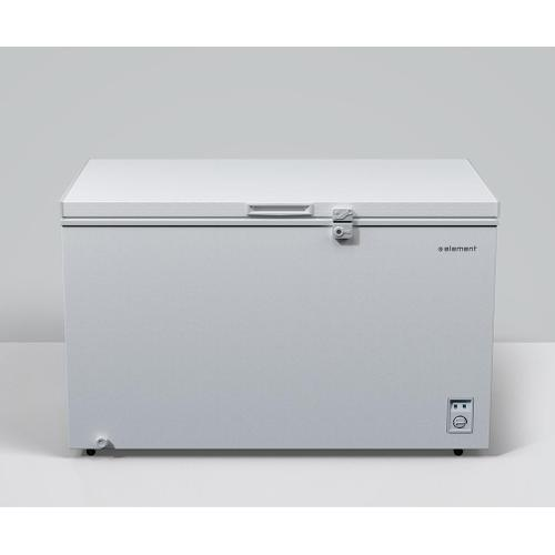Element 14 cu. ft. Chest Freezer, White