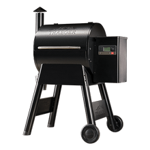 View Product - Pro 575 Pellet Grill - Black