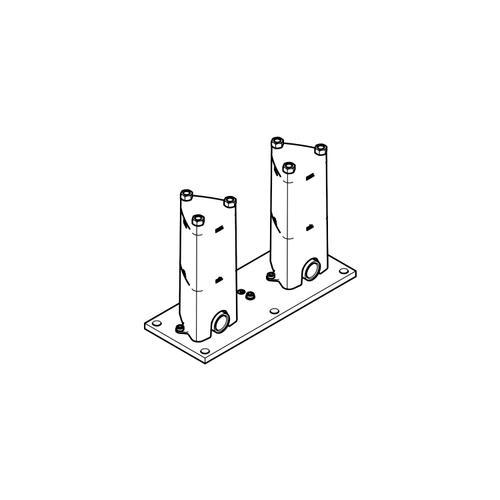 Dornbracht - Floor mounting rough set -