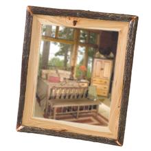 "Mirror - 36"" x 36"" - Natural Hickory"