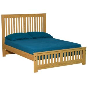 Shaker Bed, Twin, extra-long