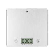 Product Image - Kalorik Digital Kitchen Scale XL, Silver