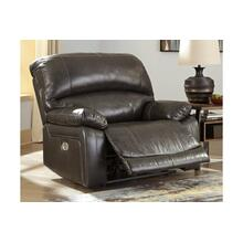 Hallstrung PWR Recliner/ADJ Headrest Gray