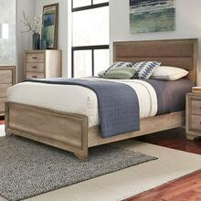 View Product - King Uph Bed
