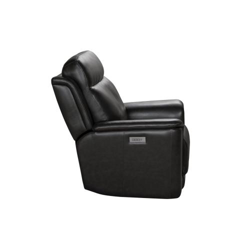 Burbank Smokey-Gray Recliner