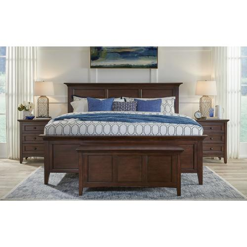 A America - Cal King Panel Bed