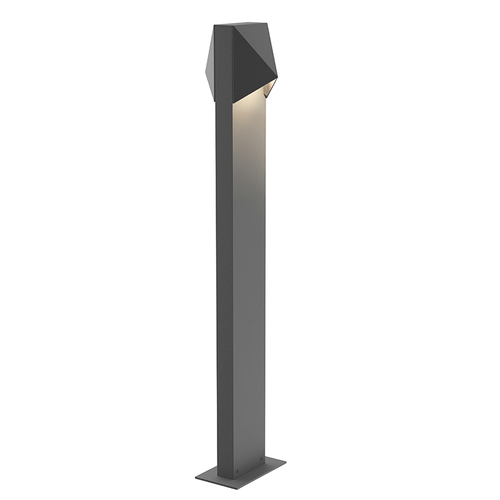 "Triform Compact 28"" LED Double Bollard"