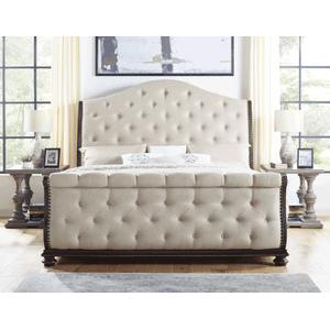 Rhapsody Queen Sleigh Bed