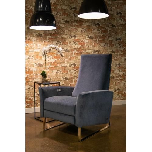 American Leather - Nico Traditional Recliner Chair - American Leather