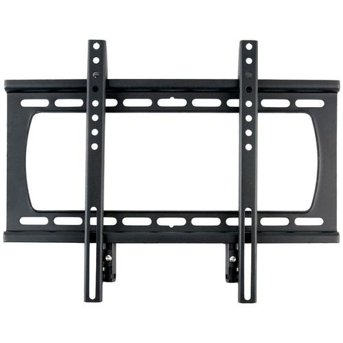"Outdoor Weatherproof Fixed Mount for 23"" - 43"" TV Screens & Displays - SB-WM-F-M-BL (Black)"