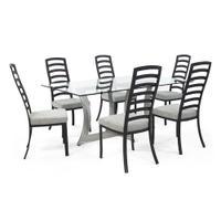 Summit Rect. Dining Set Product Image