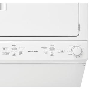 Frigidaire Electric Washer/Dryer Laundry Center - 4.5 Cu. Ft Washer and 5.5 Cu. Ft. Dryer