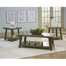Omaha Coffee and End Table Set