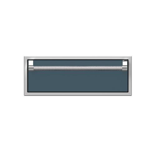 "Hestan - 30"" Hestan Outdoor Single Storage Drawer - AGSR Series - Pacific-fog"