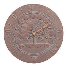 Times & Seasons Thermometer - Copper Vedigris