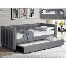 Crown Mark 5338 Emery Grey Daybed