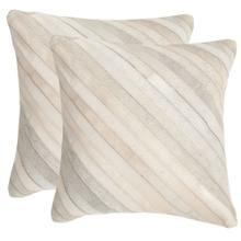 Cherilyn Pillow - White