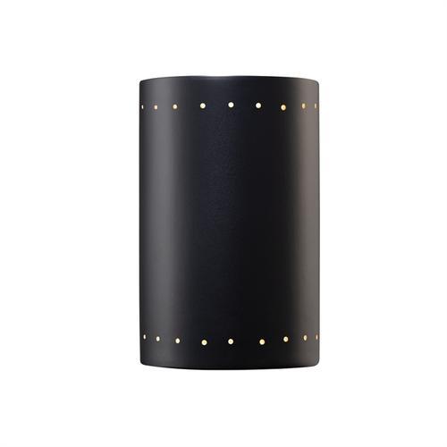 Large ADA Outdoor Cylinder w/ Perfs - Open Top & Bottom