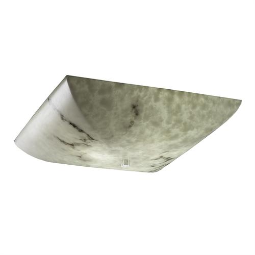 "24"" Semi-Flush Bowl w/ LED Lamping"