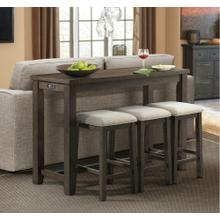 View Product - Stone Occasional Bar Table TST100BTSP