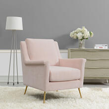 See Details - Cambridge Blossom Accent Chair in Blush Pink, 981709-BL