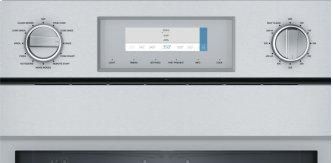 Single Wall Oven 30'' Door hinge: Left, Stainless steel POD301LW