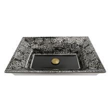 "View Product - ""Porto Cervo"" Italian Fireclay Vanity Sink"