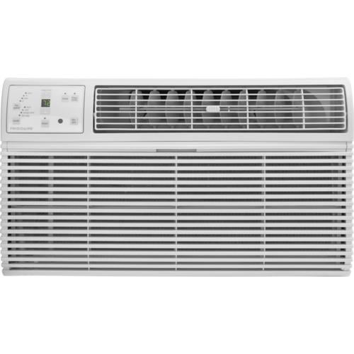 Frigidaire - Frigidaire 14,000 BTU Built-In Room Air Conditioner with Supplemental Heat