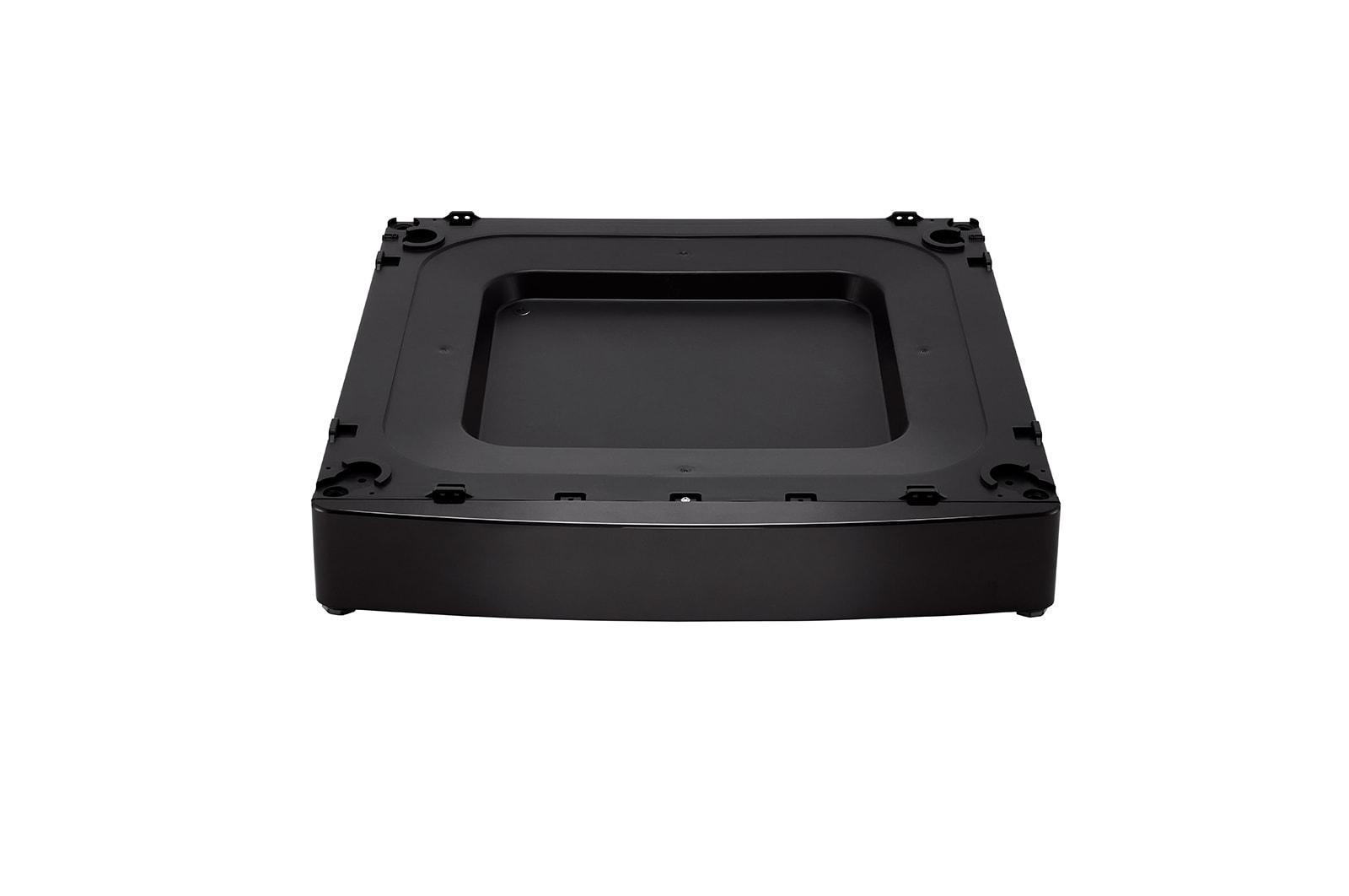 LG AppliancesAda Compliant Laundry Pedestal Riser - Black Steel
