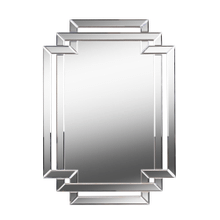 Linas - Mirror with Beveled Mirror Frame