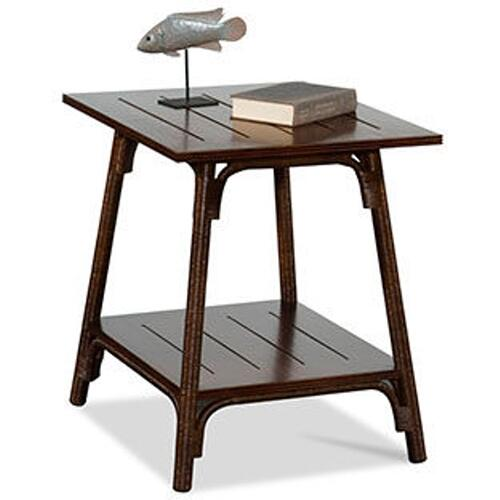 Campobello Isle Rectangular End Table
