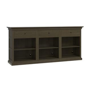 Forsyth Triple Open Credenza