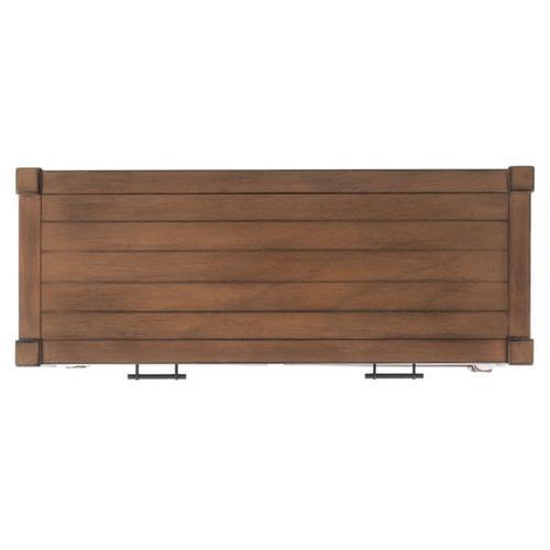 Safavieh - Filbert 2 Drawer Console Table - Brown
