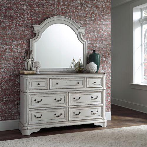 Product Image - Queen Sleigh Bed, Dresser & Mirror