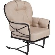 Spring Base Lounge Chair Product Image
